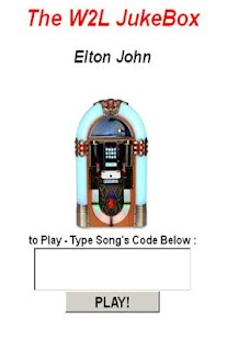 Elton John JukeBox - screenshot thumbnail