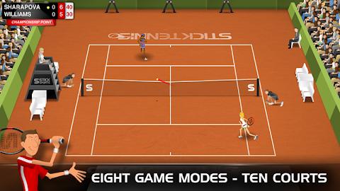 Stick Tennis Screenshot 28