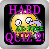 Hardest Quiz Ever 2 Ad Free!