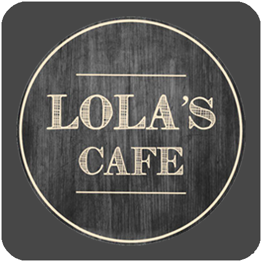 Lolas Cafe LOGO-APP點子