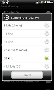 Smart Voice Recorder - screenshot thumbnail