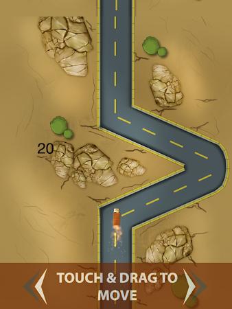 Drive in the Line : Truck 3D 1.6 screenshot 125250