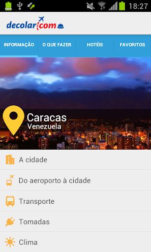 Caracas: Guia turístico