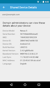 Google Apps Device Policy v6.08