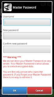 WiFi+ Password Manager - screenshot thumbnail