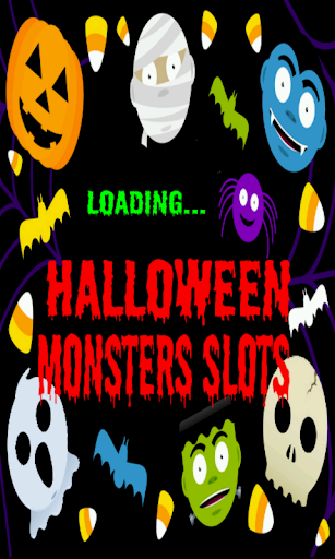 Halloween Monsters Slots PRO