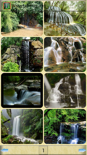 Waterfall Pictures