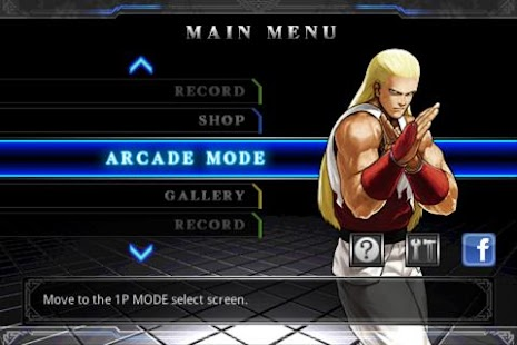 THE KING OF FIGHTERS Android - screenshot thumbnail
