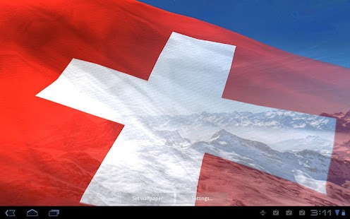 EU Flags Live Wallpaper - screenshot thumbnail
