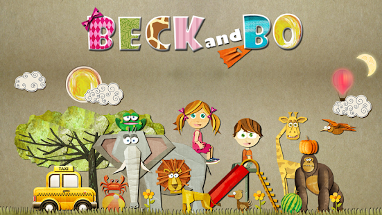 Beck & Bo: Toddler First Words- screenshot thumbnail