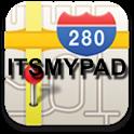 ITSMYPAD.com logo