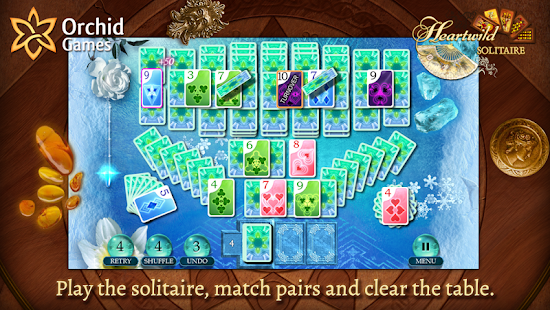 Heartwild Solitaire- screenshot thumbnail