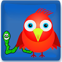 Hungry Bird  Adventure Game mobile app icon