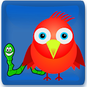 Hungry Bird  Adventure Game