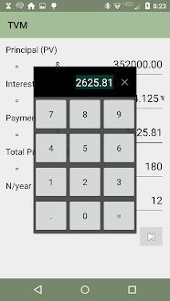 TVM Loan Calculator Gratis
