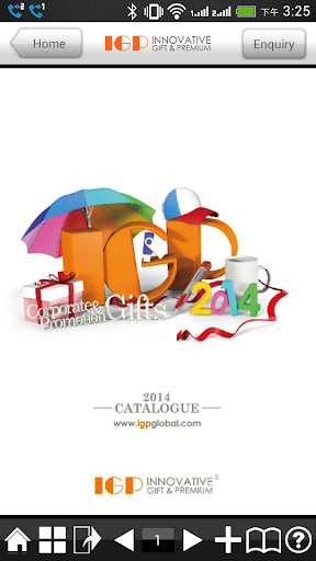IGP Catalogue