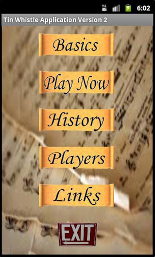 【免費音樂App】Free Irish Tin Whistle App V2-APP點子