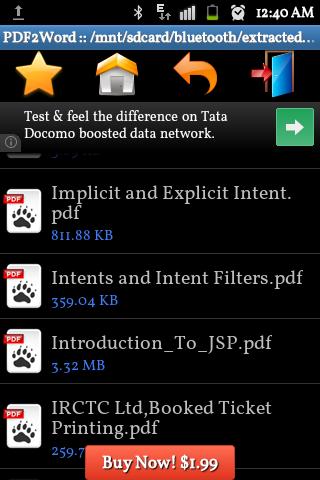【免費商業App】PDF to Word Converter Pro-APP點子