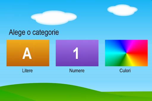 Litere Numere Culori Gratuit