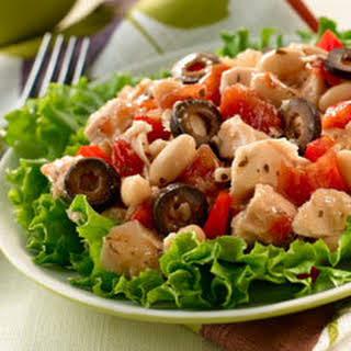 Tuscan Tuna Salad.