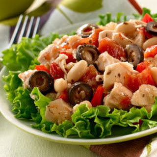 Tuscan Tuna Salad.