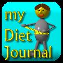 my Diet Journal icon