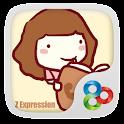 ZExpression.GO.LAUNCHER.THEME icon