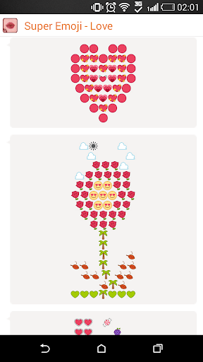 Love Super Emoji Emoticons