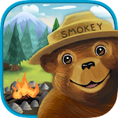 Smokey Bear-Hidden Fire Book