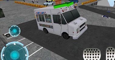 Screenshot of Ultra 3D car parking