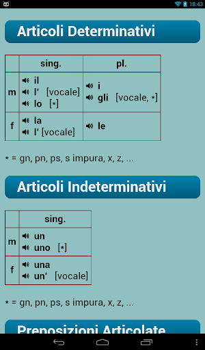 【免費教育App】意大利動詞 專業版-APP點子
