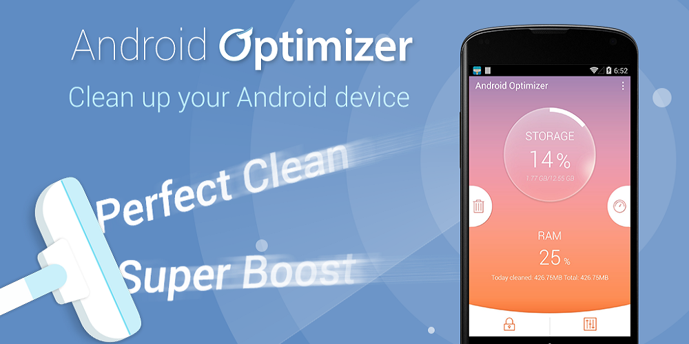 Clean Optimizer- screenshot
