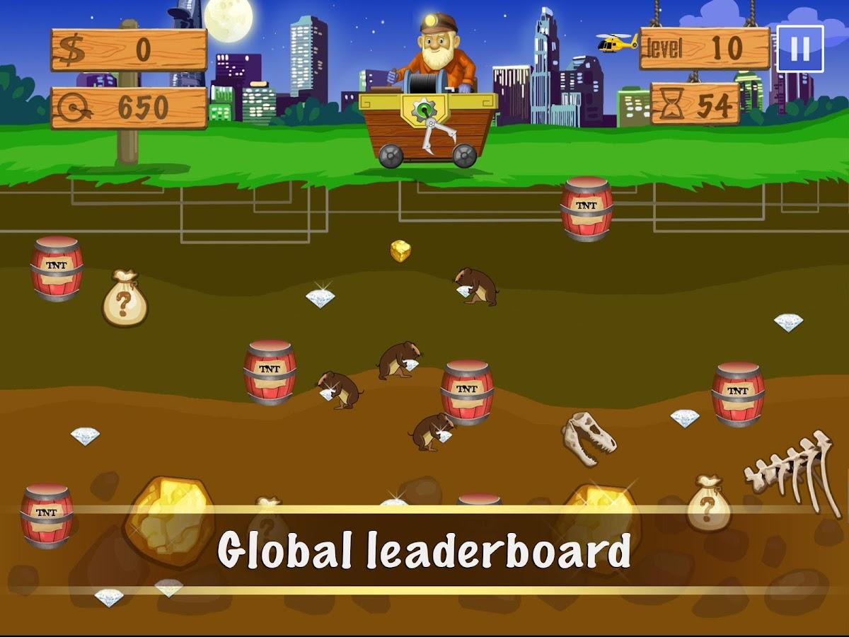 Gold Miner Deluxe - screenshot