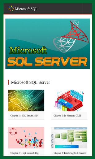 Learn SQL Server 2014 Tutorial