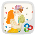 Kiss Me - GO Launcher Theme icon