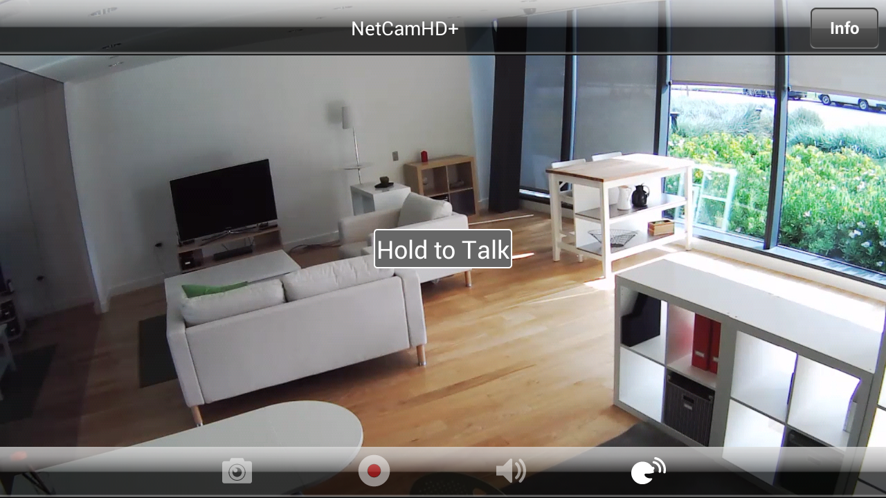 Belkin NetCam - screenshot