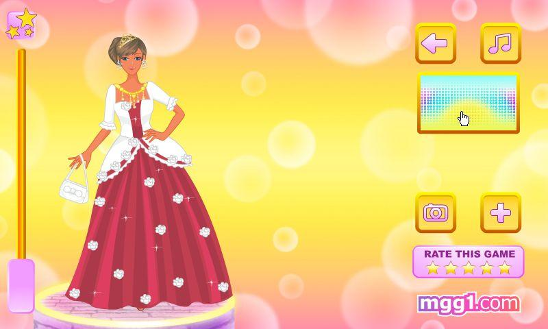 Princess Fairyland Dress Up - screenshot