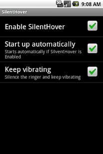 SilentHover - screenshot thumbnail