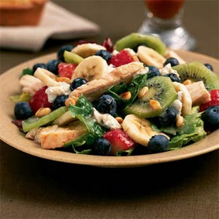 Chicken-Fruit Salad