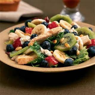 Chicken-Fruit Salad.