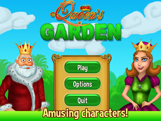 Queen's Garden - screenshot