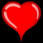 Heart Battery Widget icon