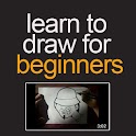 learn to draw for beginners logo