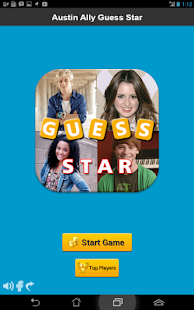 Aussly Guess Star Game