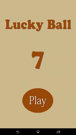 Lucky Ball 7