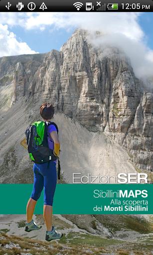 Sibillini Maps