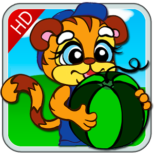 Kids learn fruits & vegetables for PC and MAC