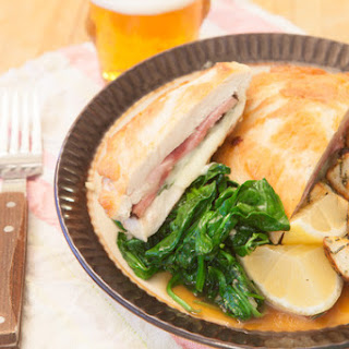 Chicken Saltimbocca with Rosemary Roasted Potatoes