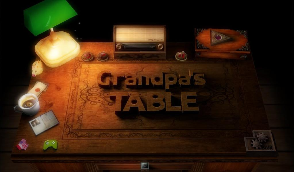 Grandpa's Table - screenshot