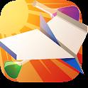 Paper Plane : The crazy lab icon